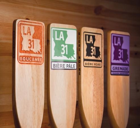 LA 31 Bayou Teche Brewing