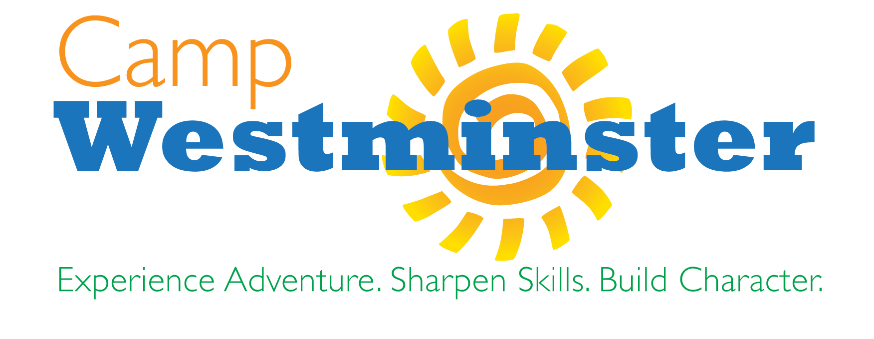 June 2018  9 a.m.-3 p.m., half- and full-day camps available   wcastl.org/campwestminster