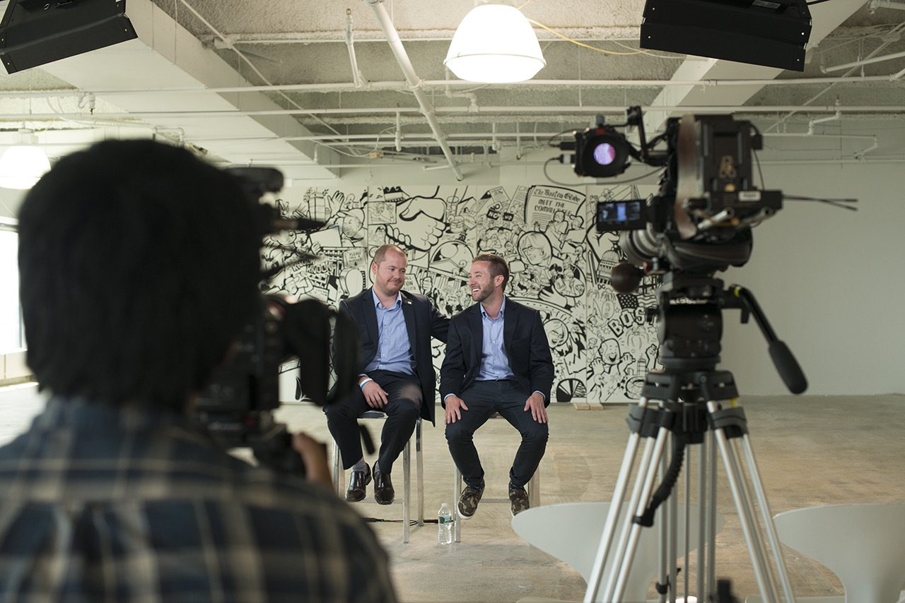 Eric Reddy & Corey Dinopoulos, Co-Founders of Boston 2024