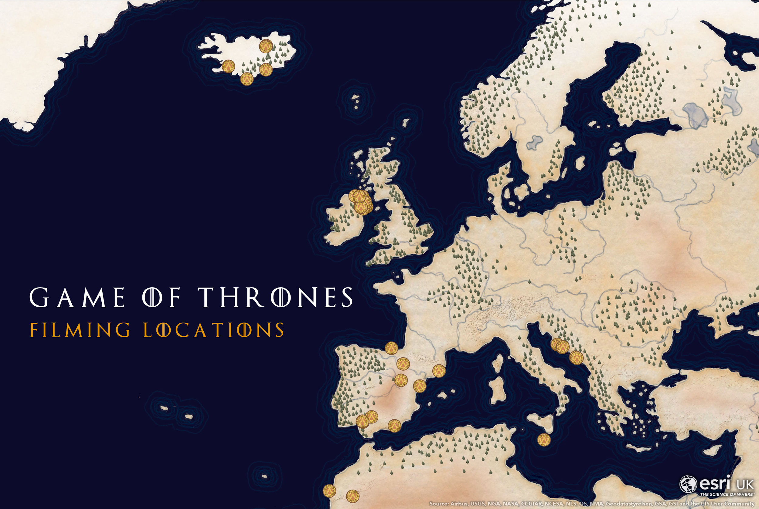 On the Map: Game of Thrones filming locations — CommunityHub Game O Thrones Map on sons of anarchy, fire and blood, gendry map, the kingsroad, themes in a song of ice and fire, a game of thrones collectible card game, clash of kings map, justified map, dallas map, a storm of swords map, valyria map, the prince of winterfell, world map, downton abbey map, star trek map, jericho map, a storm of swords, lord snow, camelot map, guild wars 2 map, spooksville map, winter is coming, walking dead map, a clash of kings, narnia map, a game of thrones, jersey shore map, winterfell map, bloodline map, a game of thrones: genesis, works based on a song of ice and fire, game of thrones - season 1, the pointy end, a golden crown, got map, game of thrones - season 2, tales of dunk and egg, qarth map,