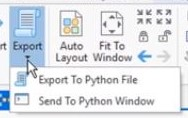 export models to python