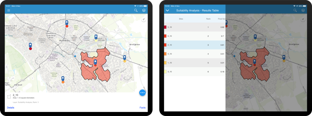 The business analyst mobile app.