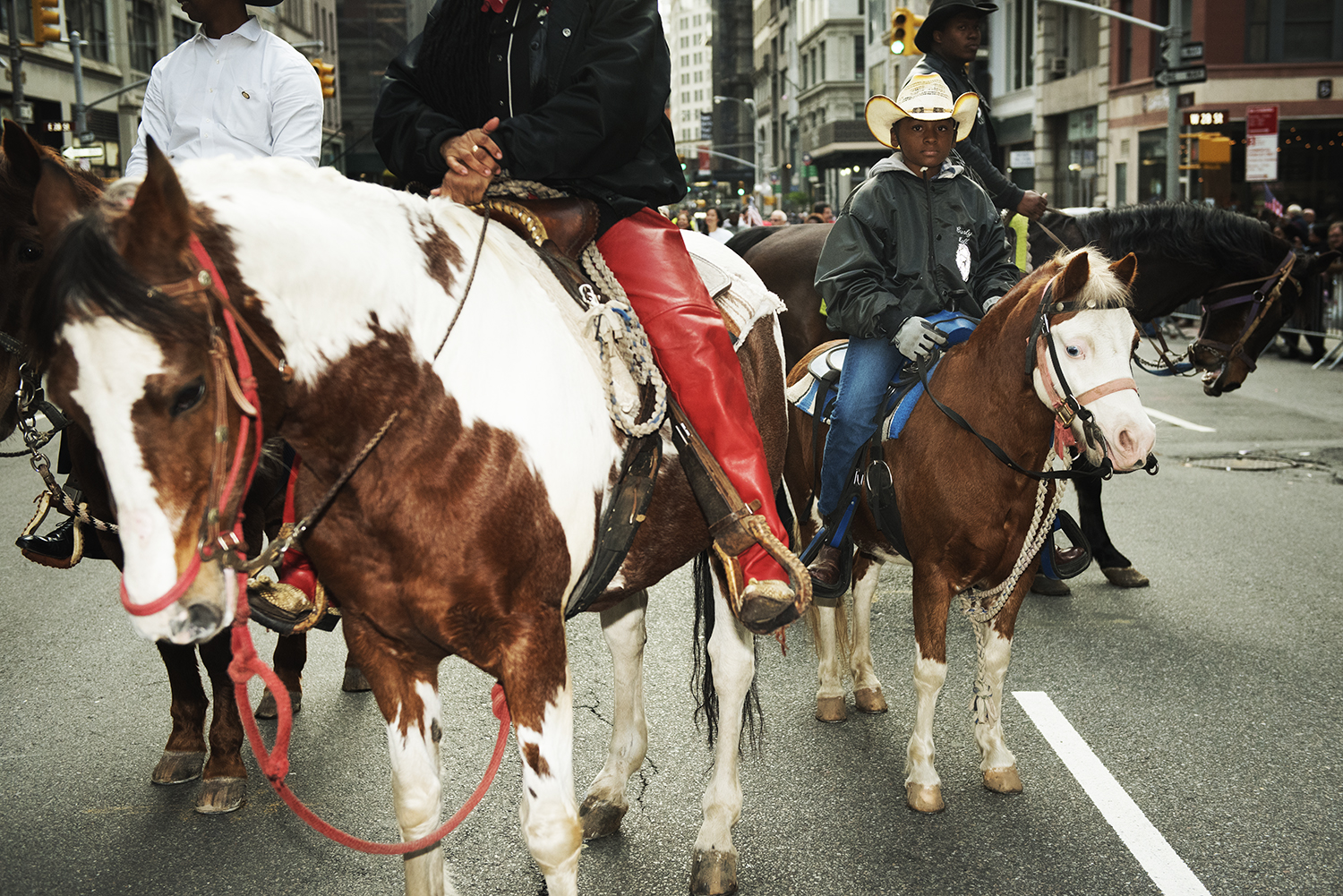 Cowboys in Manhattan, NY 2015   ©    Go Nakamura     photography