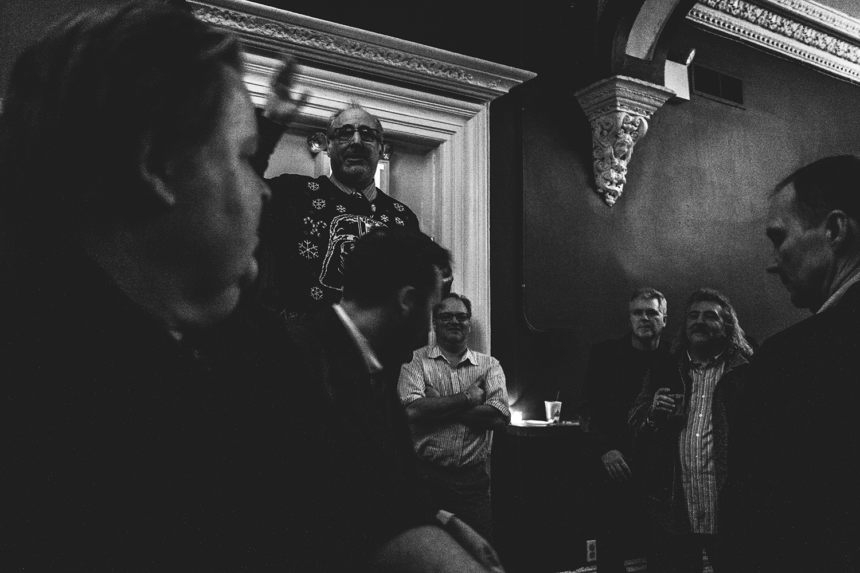 at New York Press Photographers Association's Holiday Party in Manhattan, NY.2015  ©    Go Nakamura     photography