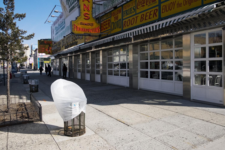 Coney Island Brooklyn, NY.2016   ©    Go Nakamura     photography