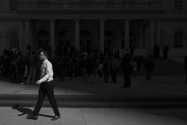 New York City Hall. Manhattan, NY. 2016   ©    Go Nakamura     photography