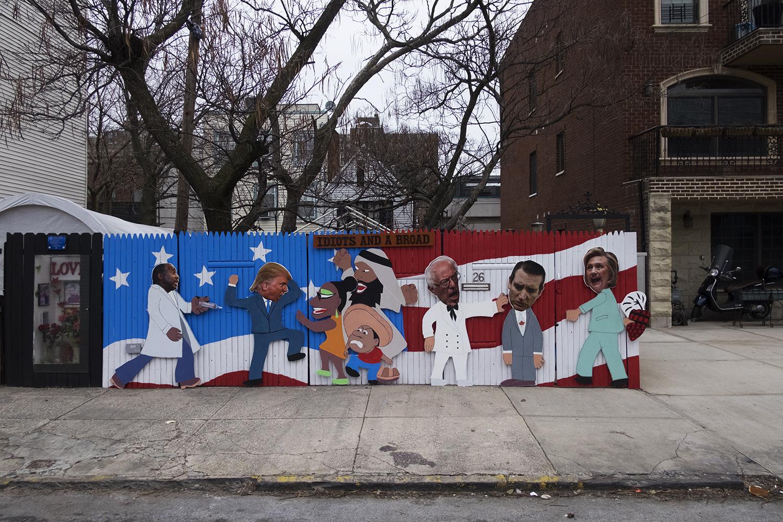 Brooklyn,NY. 2016   ©    Go Nakamura     photography