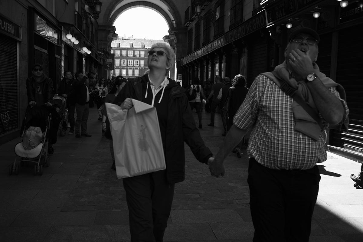 Madrid, Spain.2016 ©Go Nakamura photography
