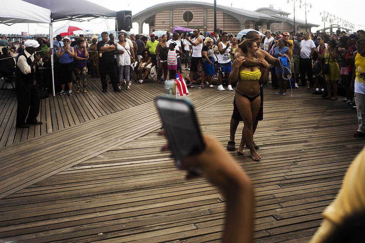 Coney Island Brooklyn,NY 2016 ©Go Nakamura photography
