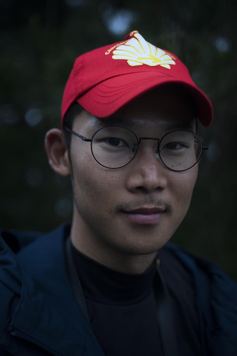 HyunZong Kang from South Korea.
