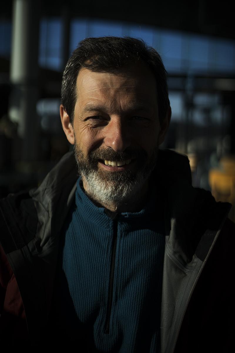 Martin Licenik from Czech Republic.