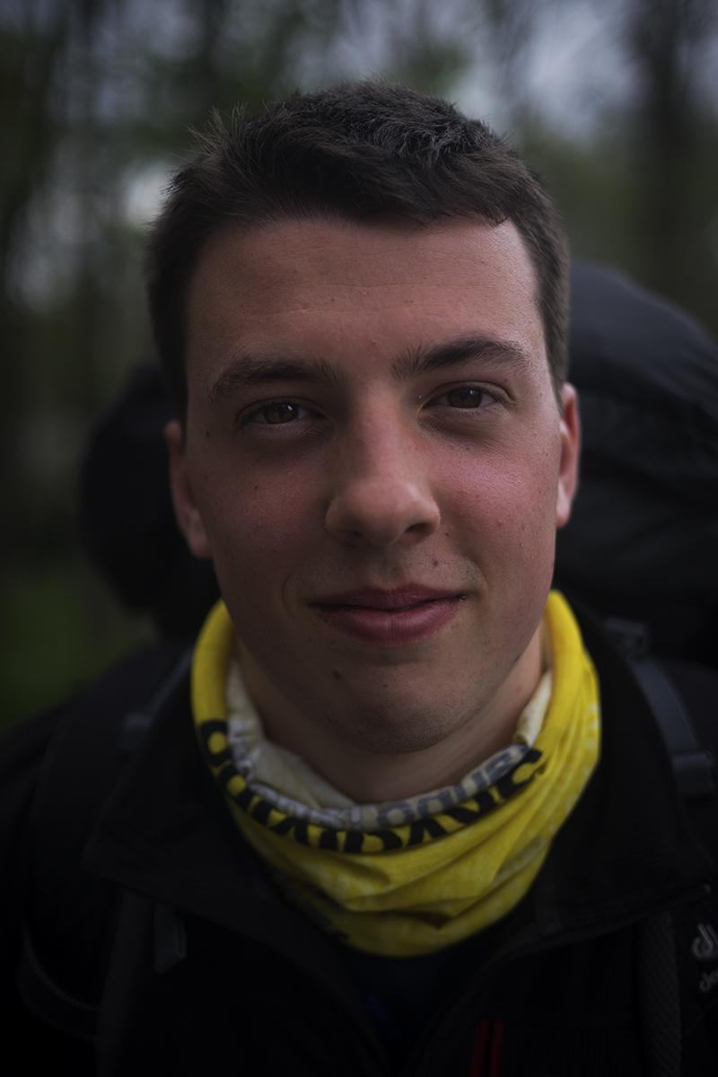 Yannick Hagemeier from Germany.