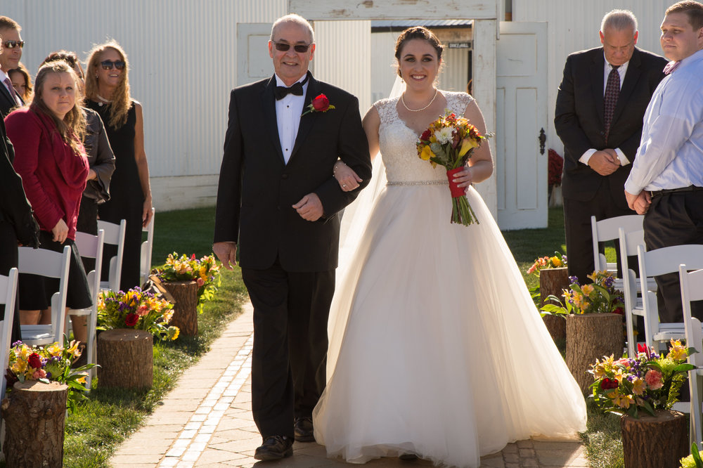 beautiful wedding - I loved this venue from the moment I saw it. Beautifully renovated and they're adding things all the time. We had a beautiful wedding. Lori and her husband were fantastic and so helpful! Lori guided me through every step of the process because I honestly knew nothing. I'm so glad we found The Homestead!❤Lora