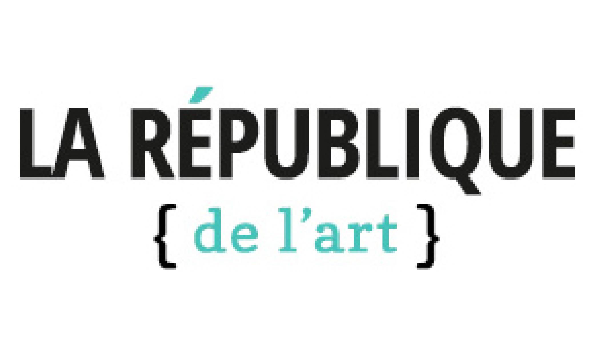 La république de l'art, Patrick Scemama, Février 2015
