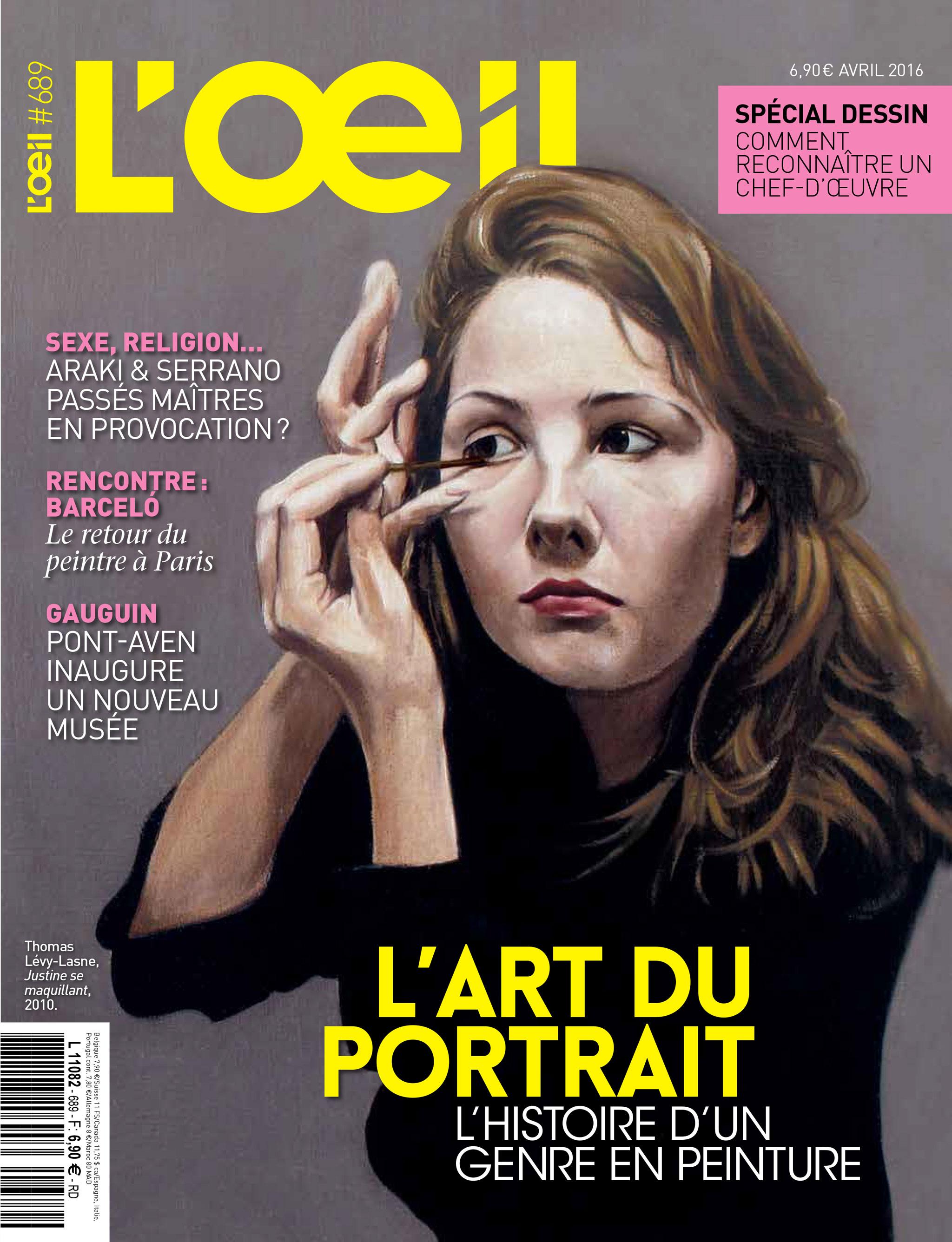 L'OEIL #689