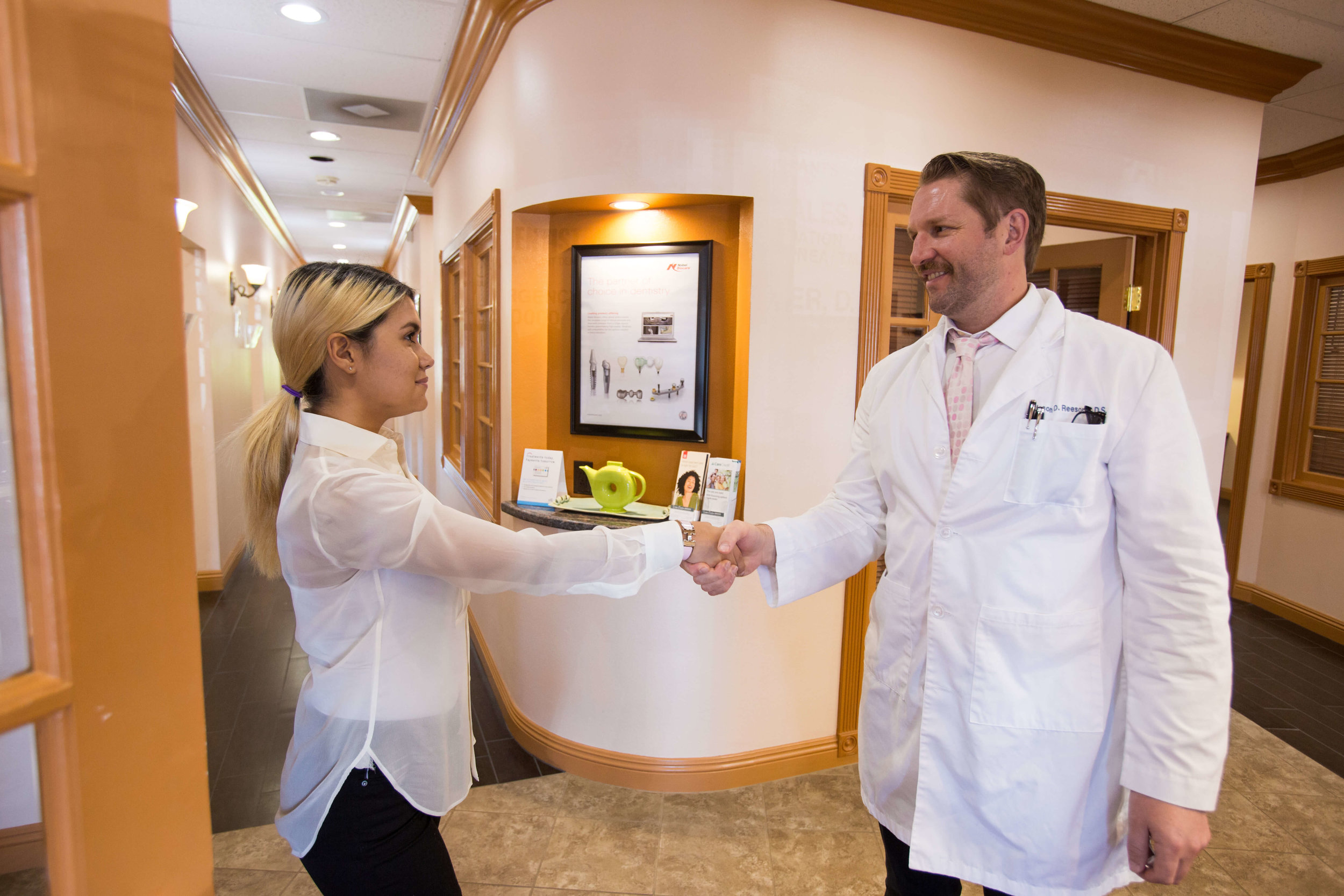 Town Center Dentistry in Rancho BErnardo treaty our customers well. Read our yelp reviews to see happy dental patients at Town Center Dentistry
