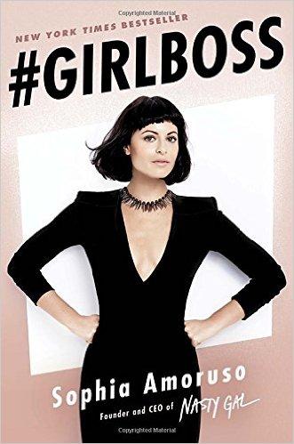 #GIRLBOSS by Sophia Amoruso - book for rebel entrepreneurs