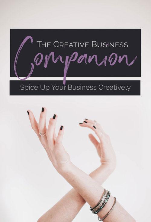 The Creative Business Companion by Violeta Nedkova