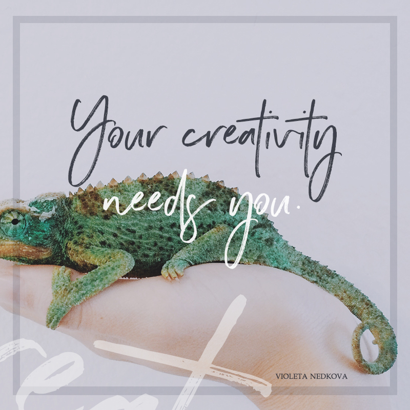 Are you a creative with no style and no confidence in your work? Let's turn it around.
