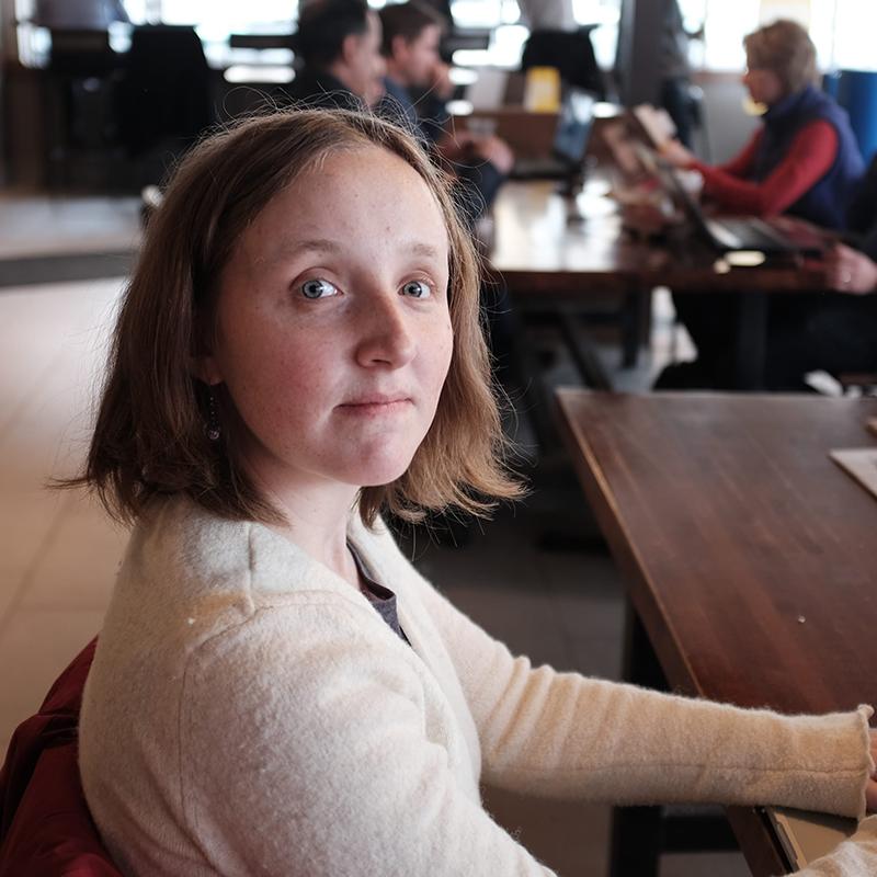 Rosemary,  content creator & strategist