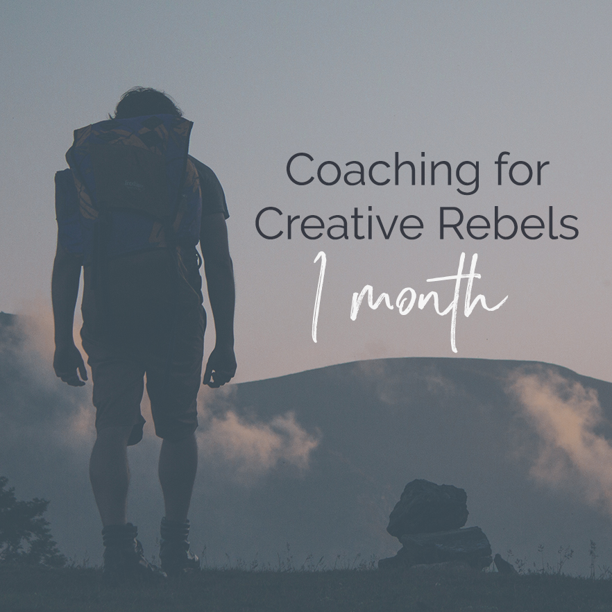 Coaching for creative rebels and multipassionates who want to do what you love and do it your way, via Violeta Nedkova