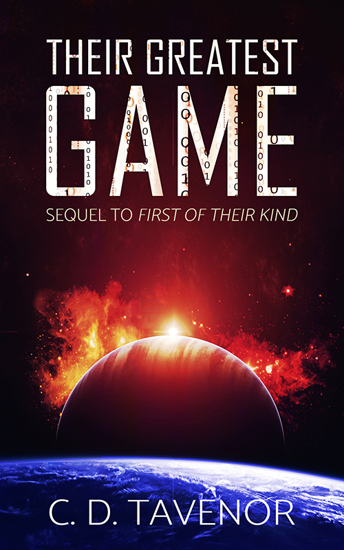 Their Greatest Game by C. D. Tavenor