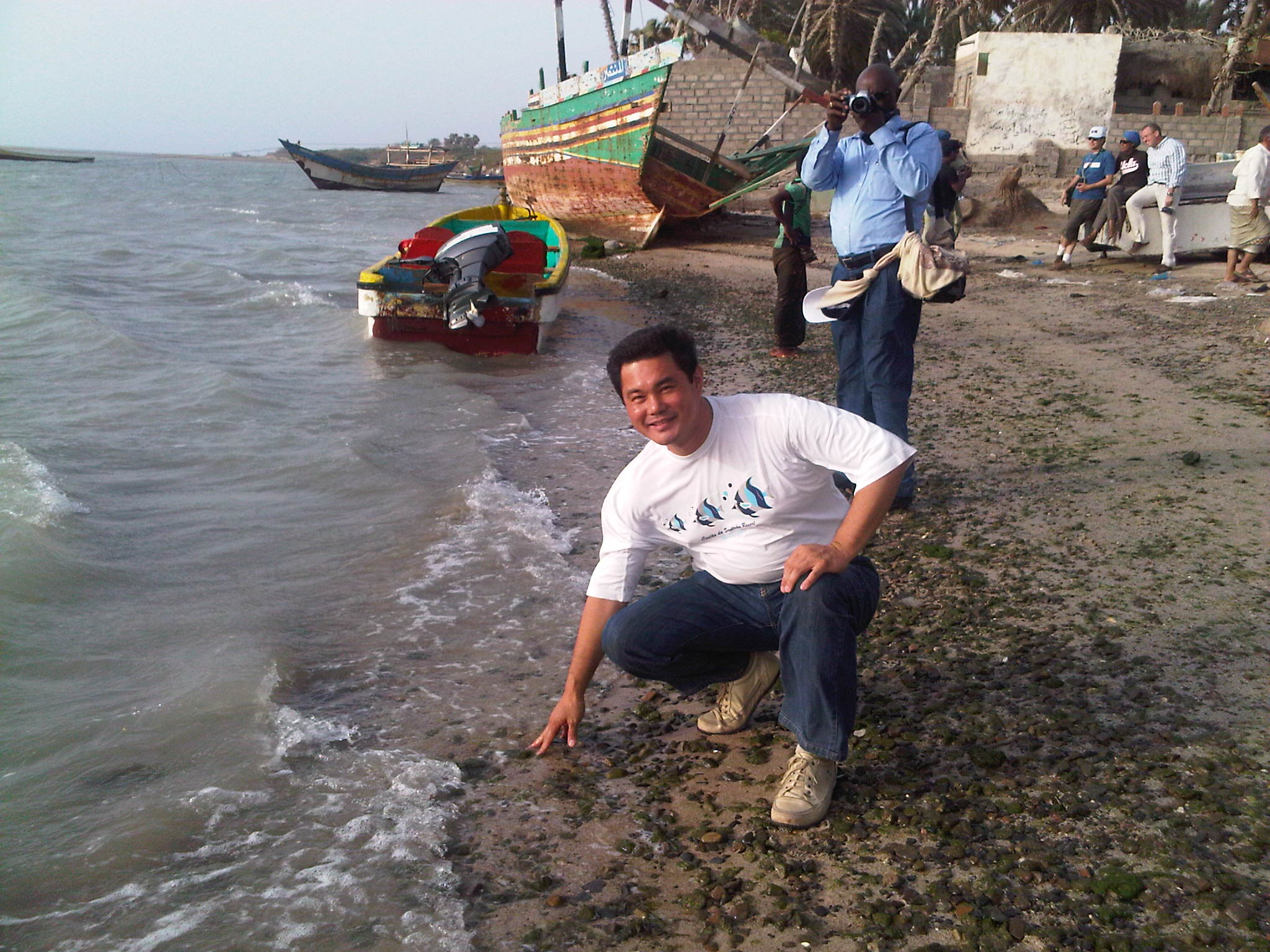 Port of Moka & Red Sea, Yemen