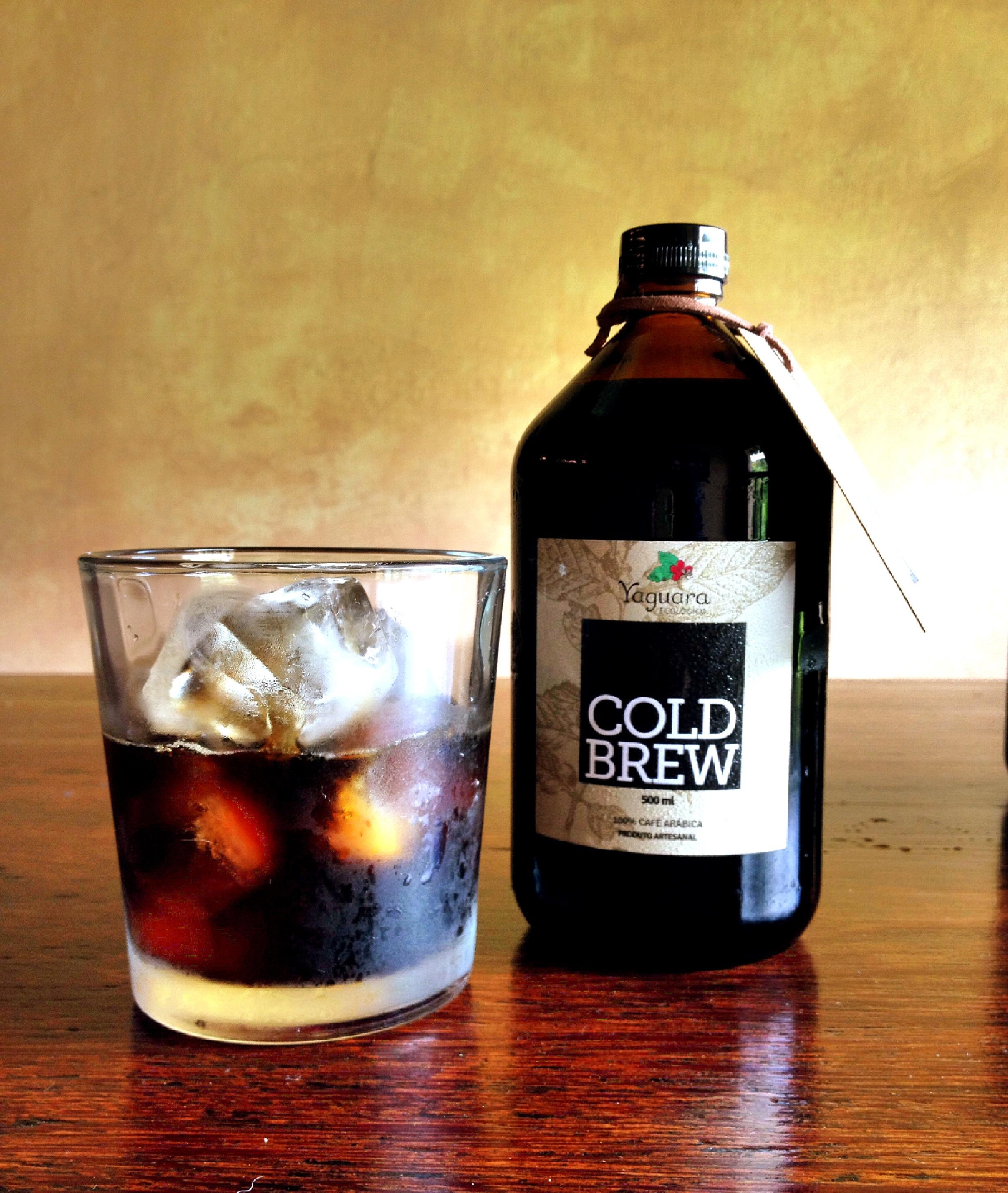 Cold Brew, a bebida