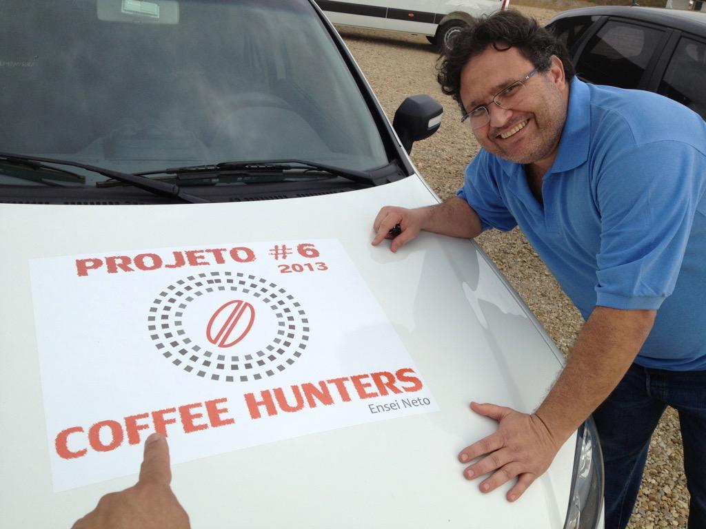 Expedição: Coffee Hunters