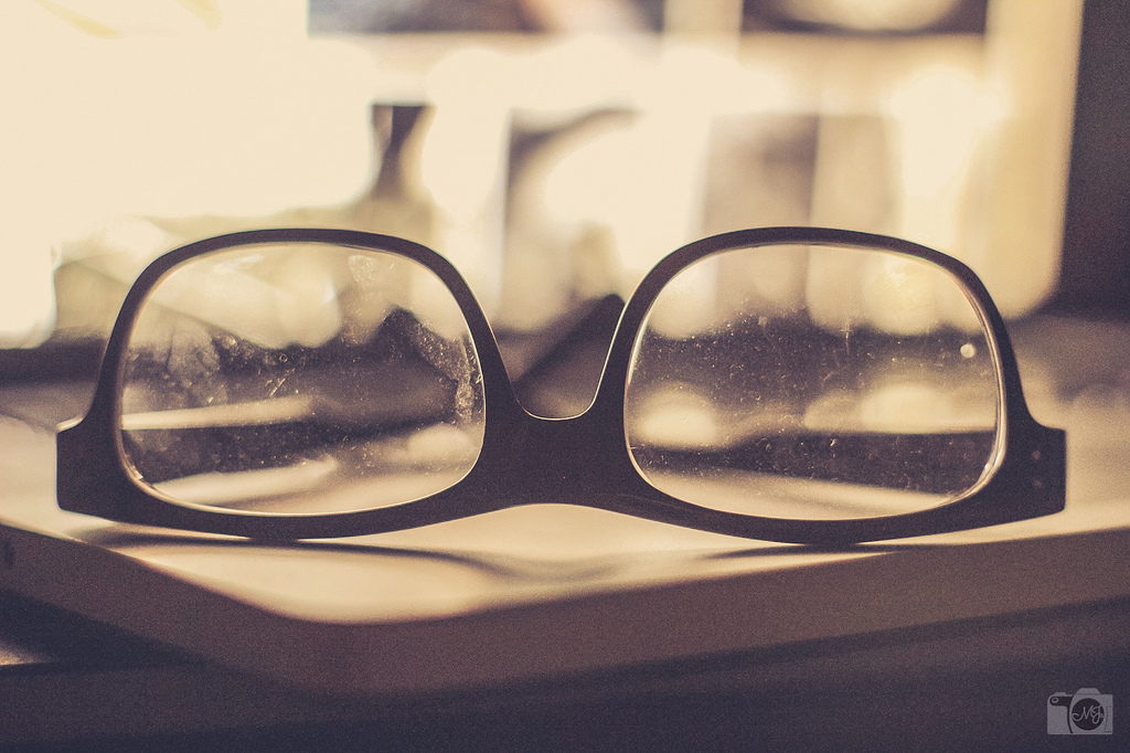 How sharp is the lens through which you view the world, and whom do you see more or less clearly? That is one of the new questions we're testing as we continue to develop a new workshop at the Stanford d.school. (Photo via Flickr user  mayeesherr .)