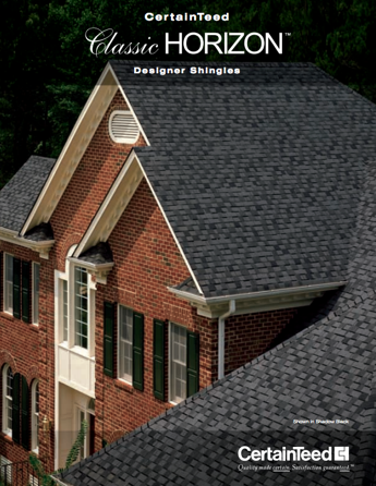 Classic Horizon™ Roofing