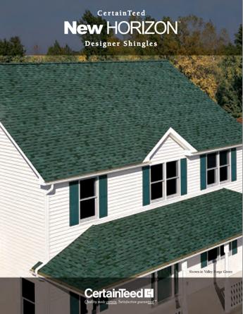 New Horizon® Roofing