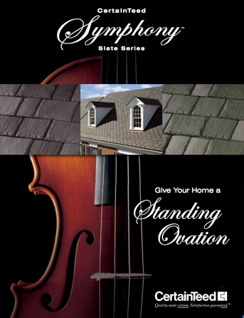 Symphony™ Roofing