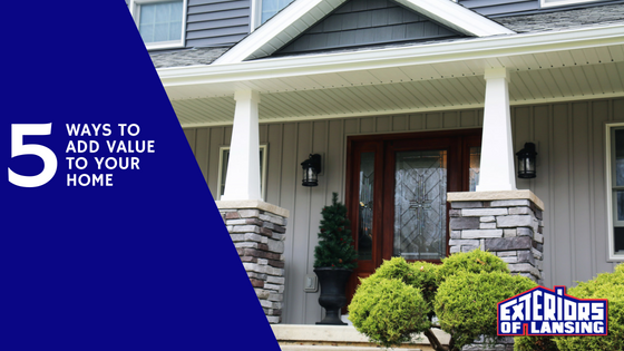Five Ways to Increase Your Home Value