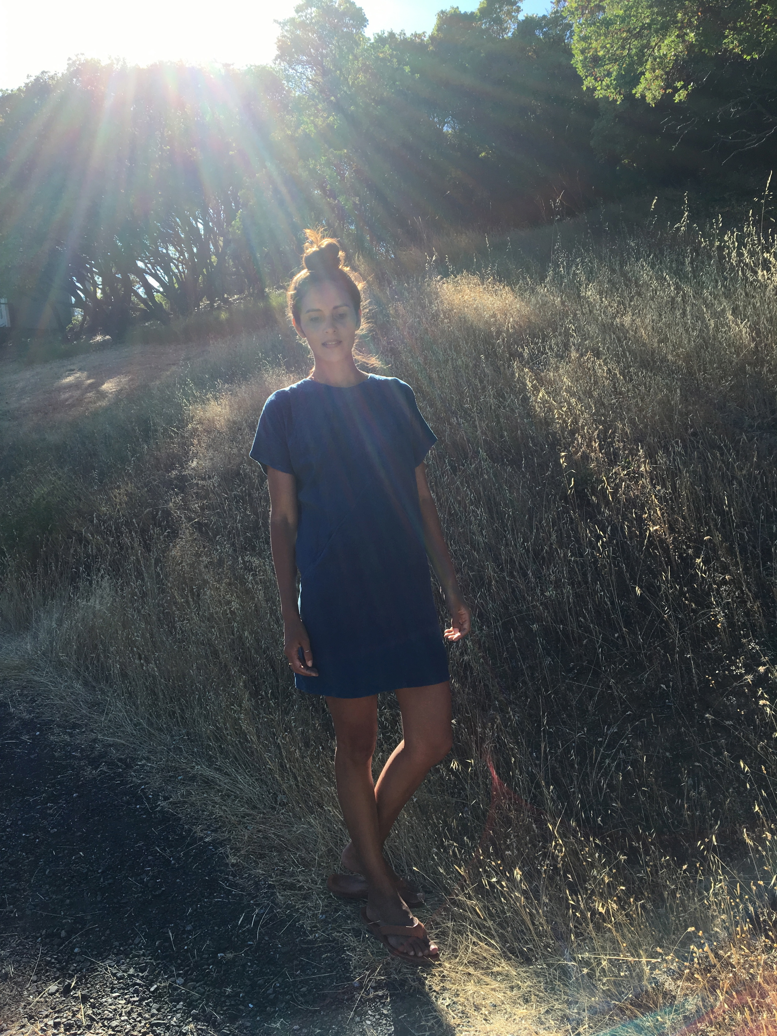 Town Clothes  appropriately named Road Trip dress, from their very first collection.