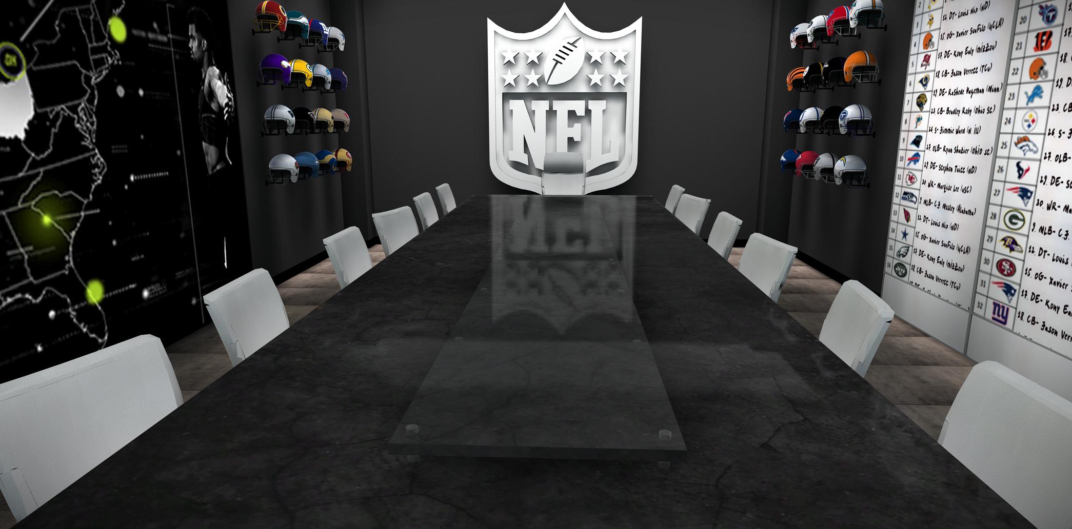 ESPN's NFL Draft Intro