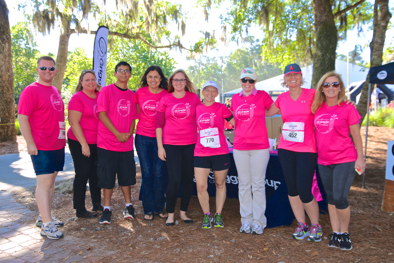 THE PLAYERS DONNA 5K - 2015
