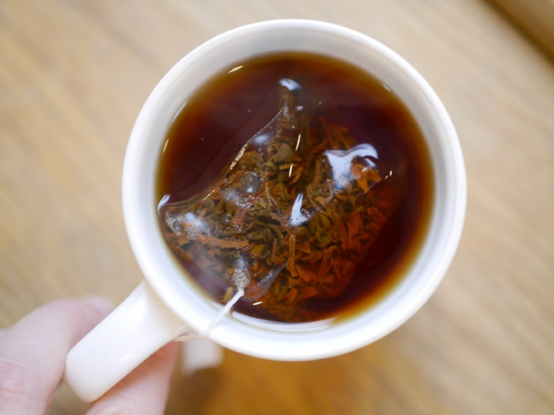 Brockley Breakfast tea bag