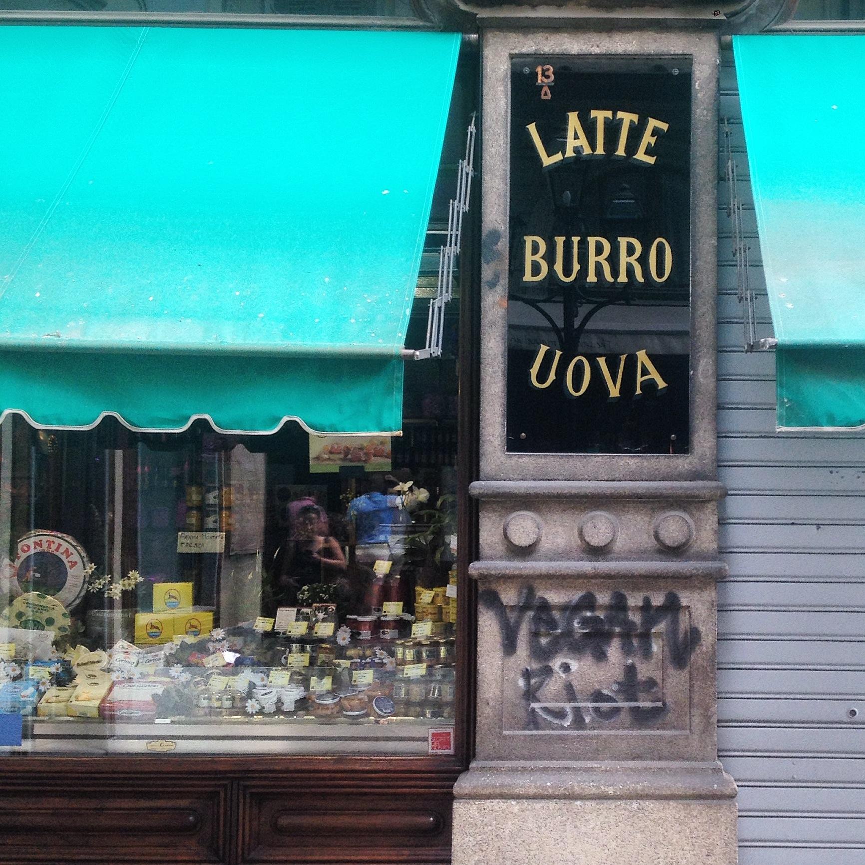 Latte Burro Uova