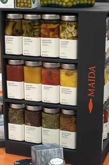 Great Packaging for Condimenti
