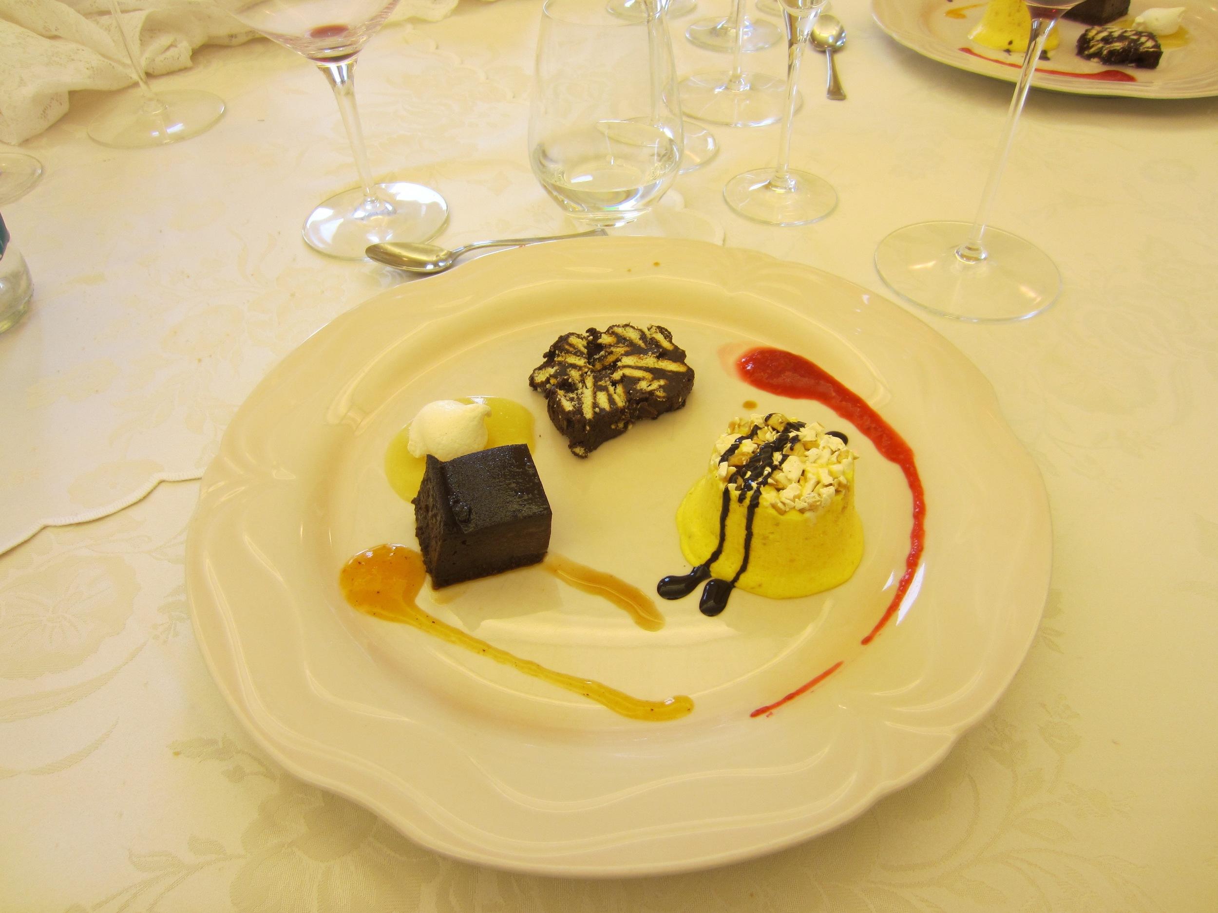 M di B dessert