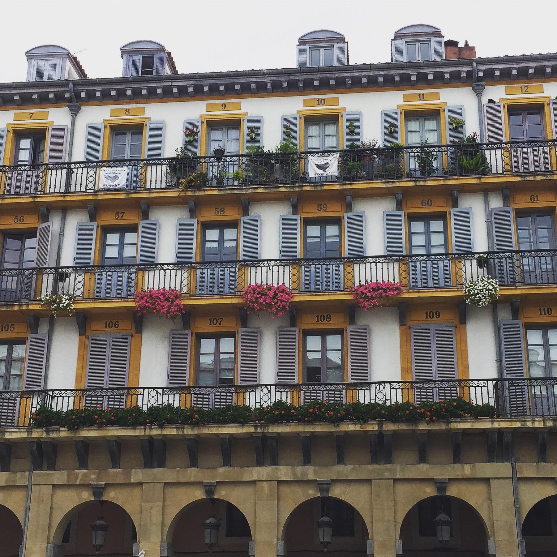Old town, San Sebastián, Spain, Morso Travel food and wine tour.