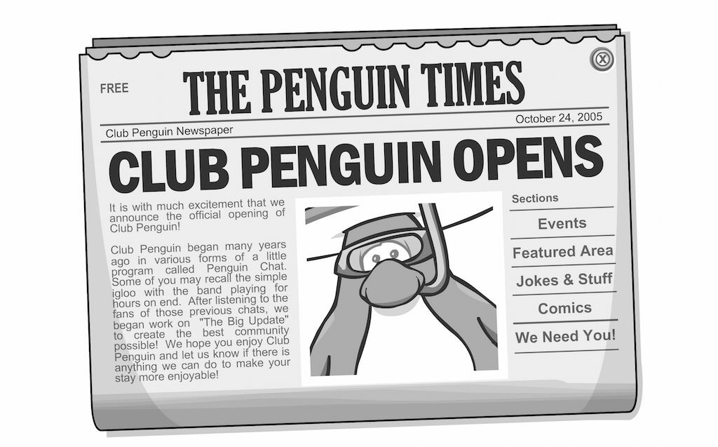 The First Newspaper