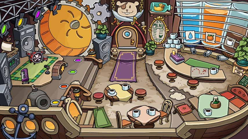 I am working on a little experiment to help test Box Critters. My goal is to create a single room and character for players to explore.