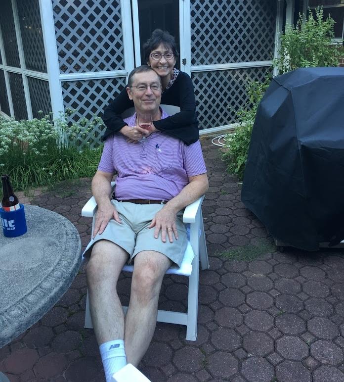 Annette and Glen