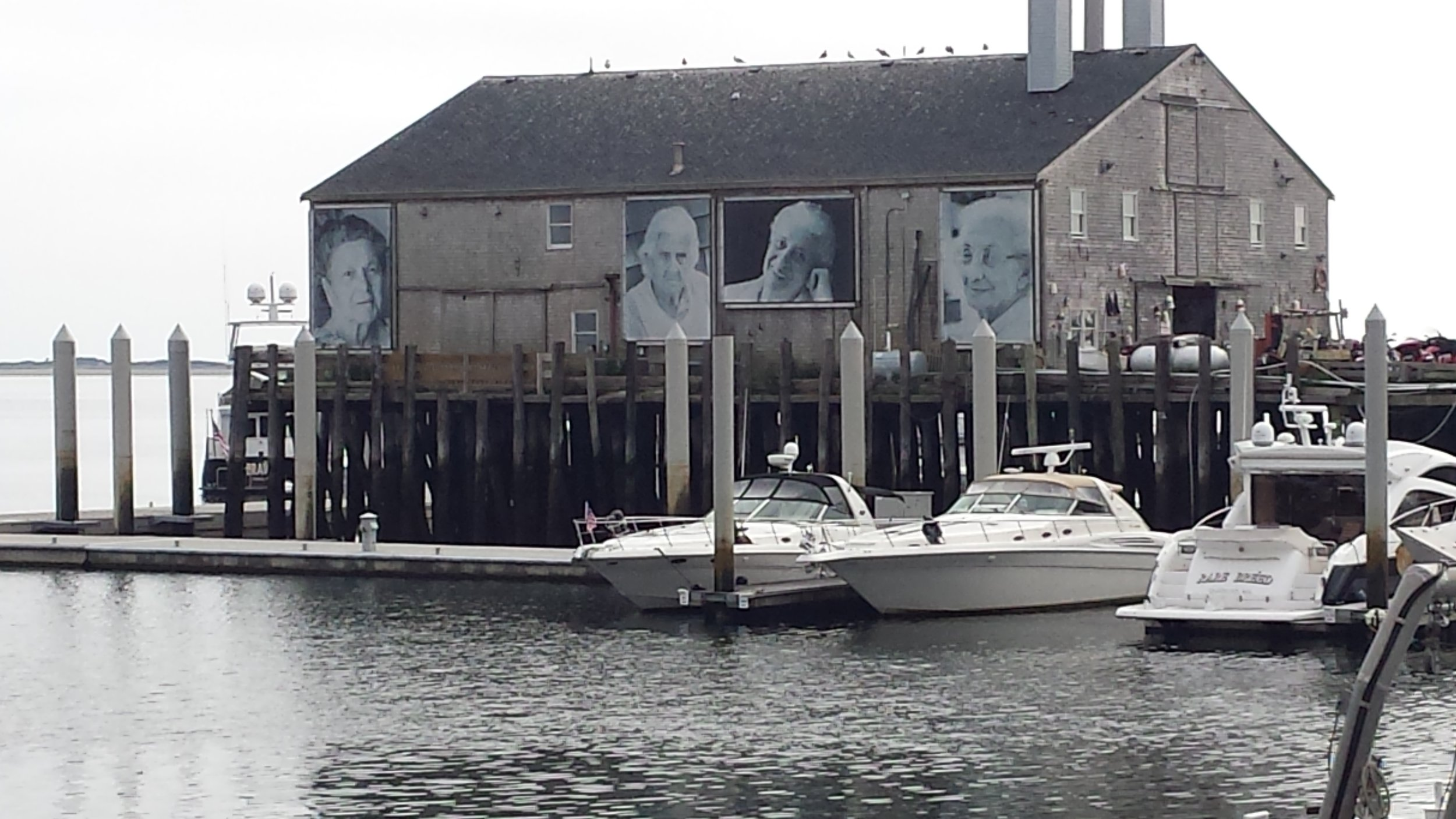 Amazing Art Installation on the Warf