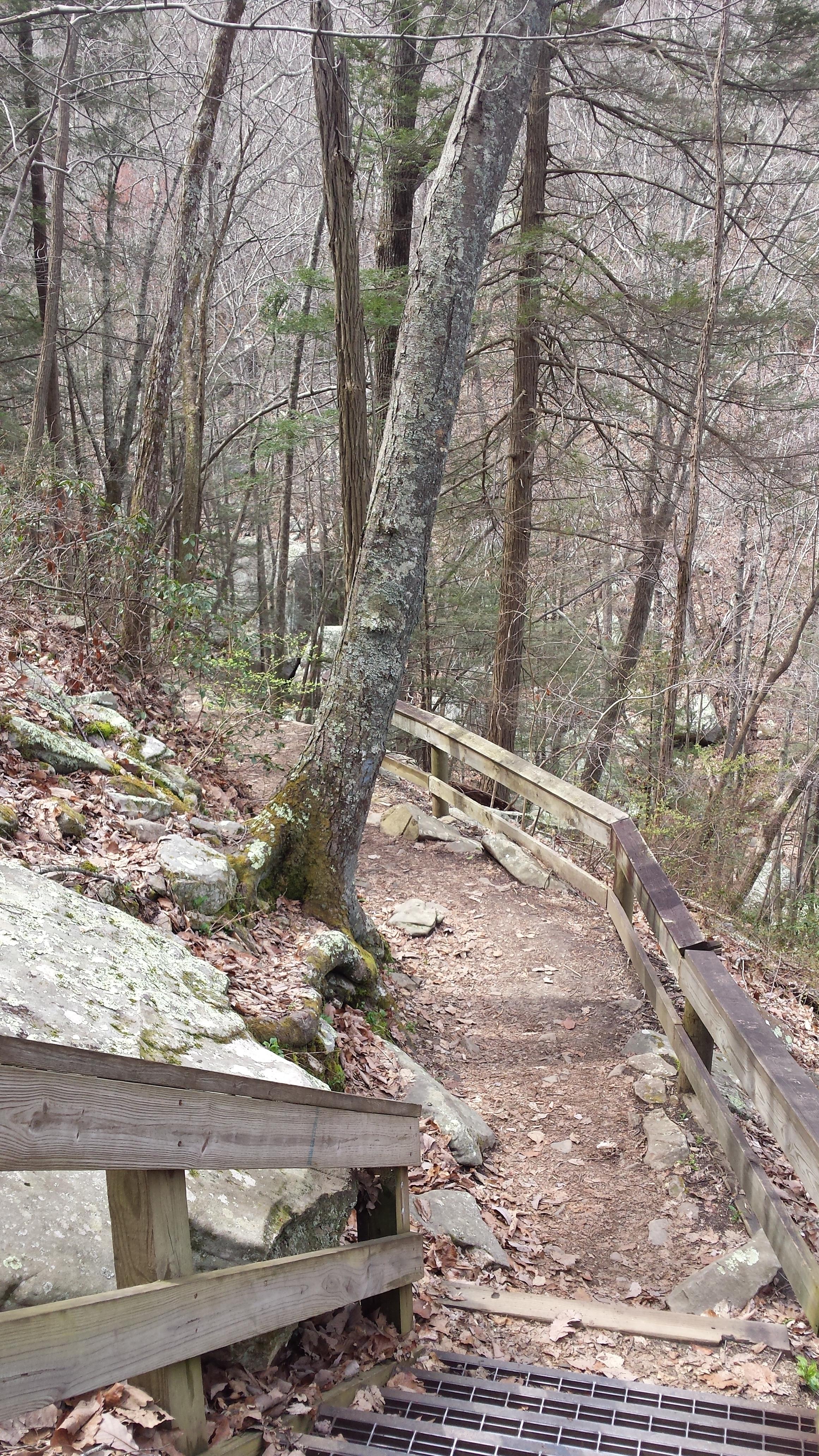 Waterfalls Trail