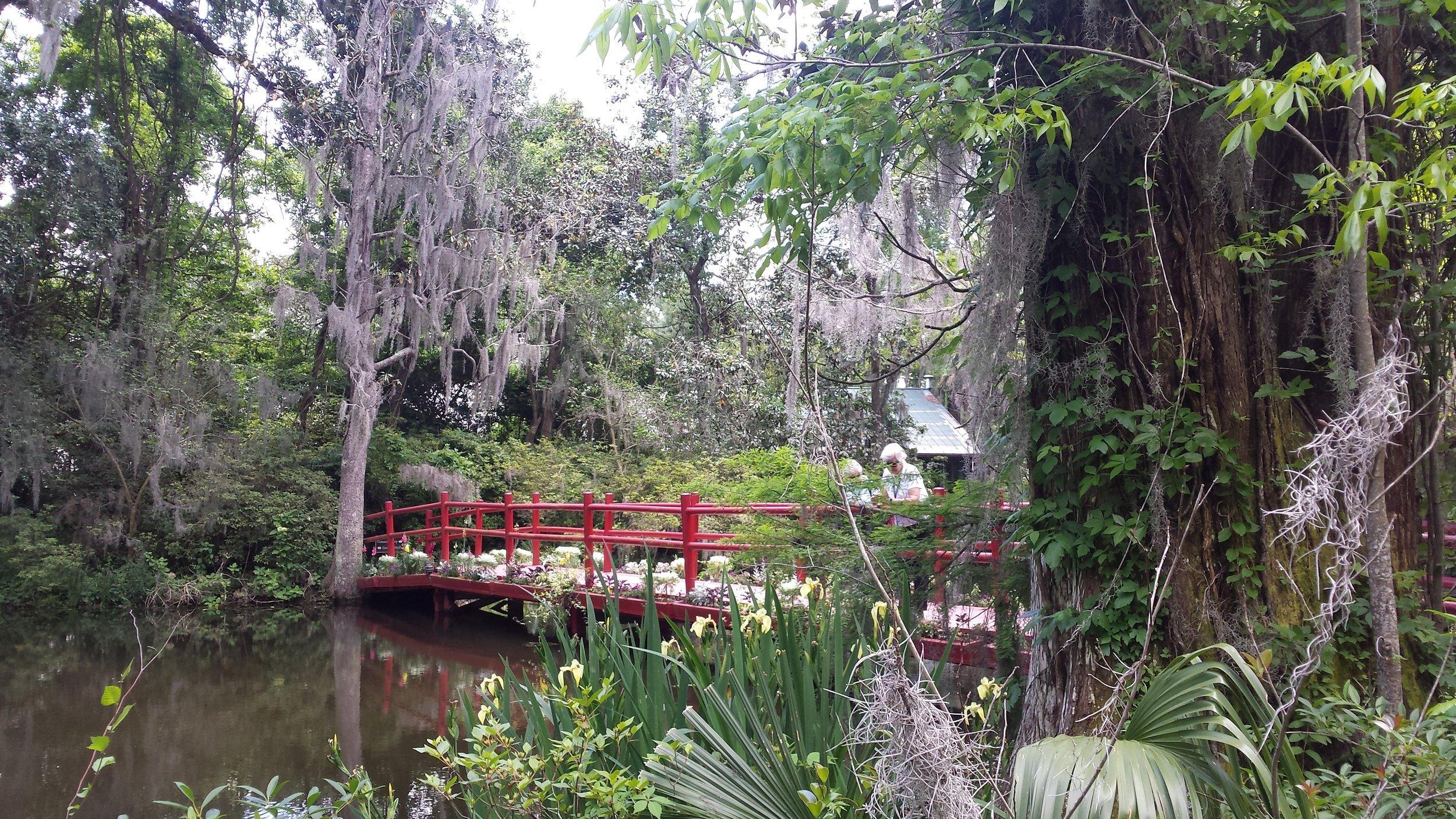 Gardens of Magnolia Plantation