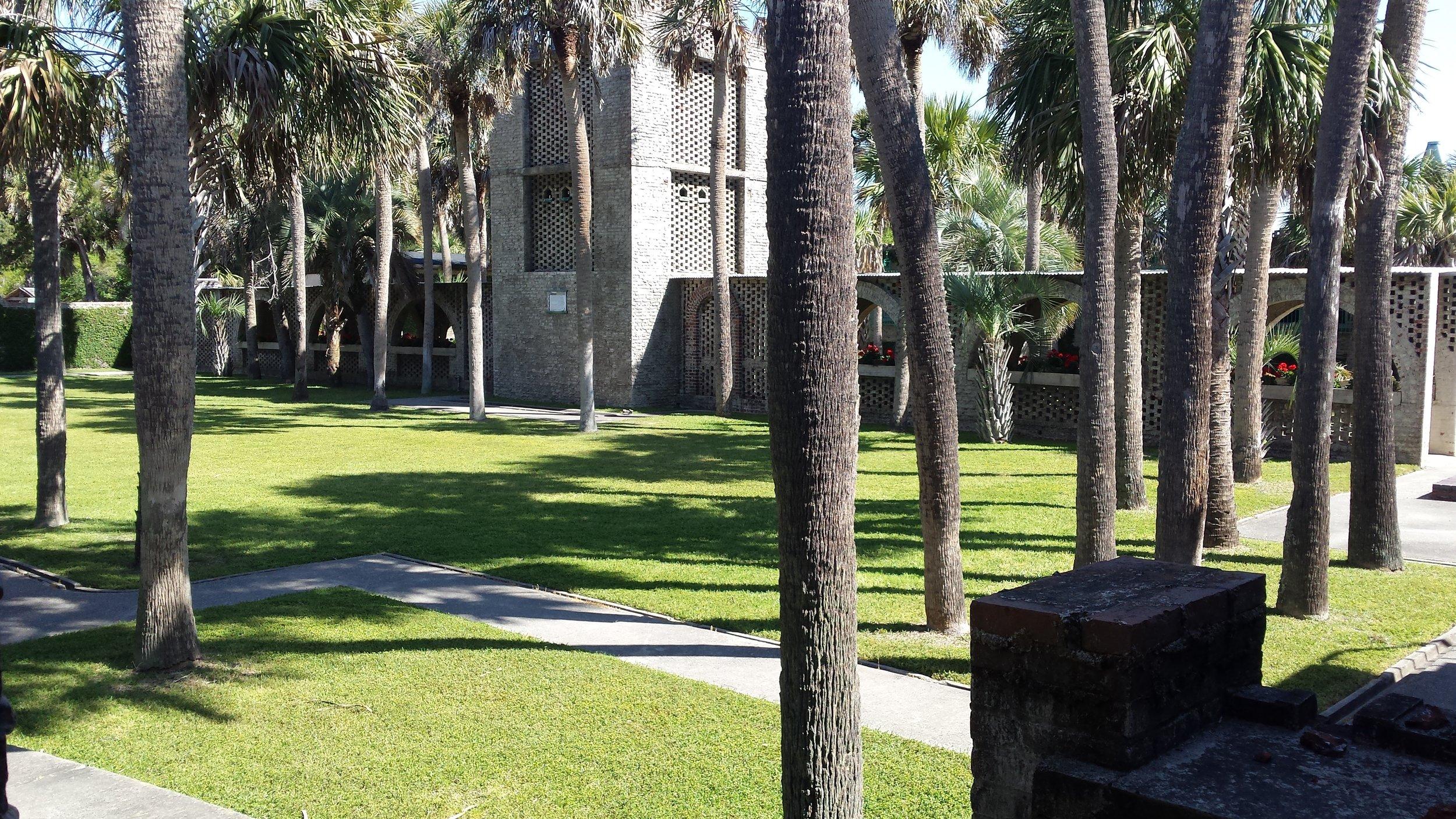 Atalaya Castle in Huntington Beach, SC