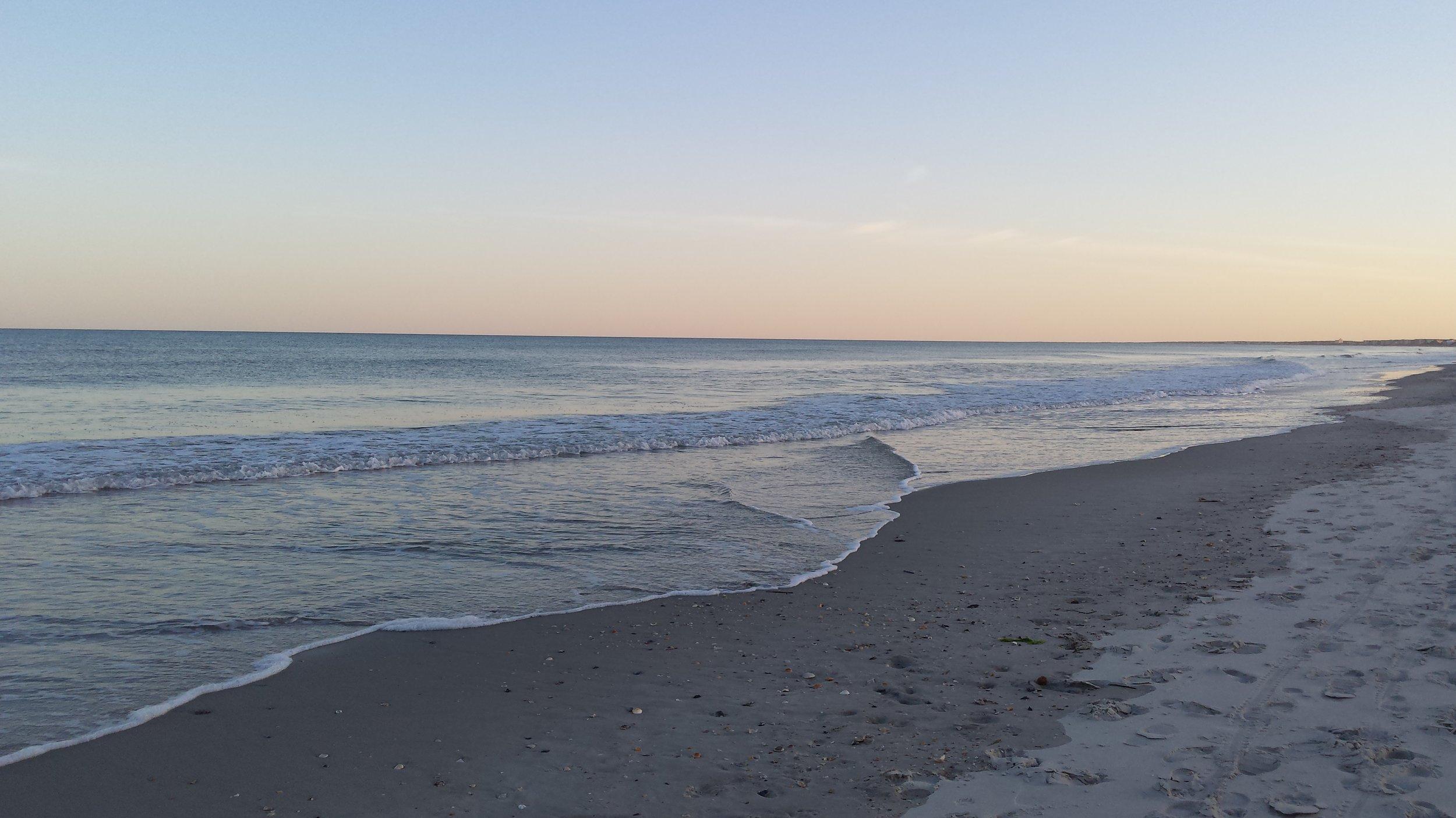 Huntington Beach State Park Twilight